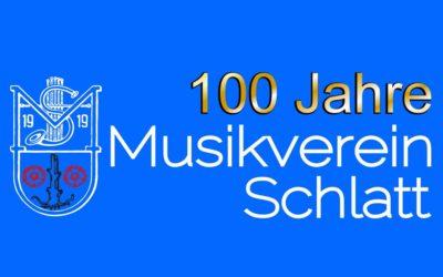 100 Jahre Musikverein Schlatt
