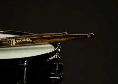 Schlagzeugensemble (im Aufbau)